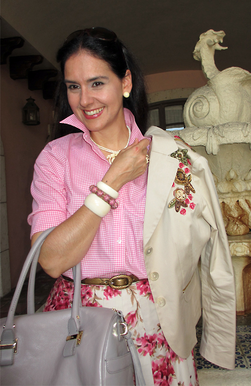 Susana Fernandez | A Key to the Armoire